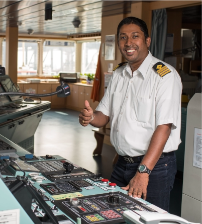 Deck - Marine Job Vacancies in Sri Lanka