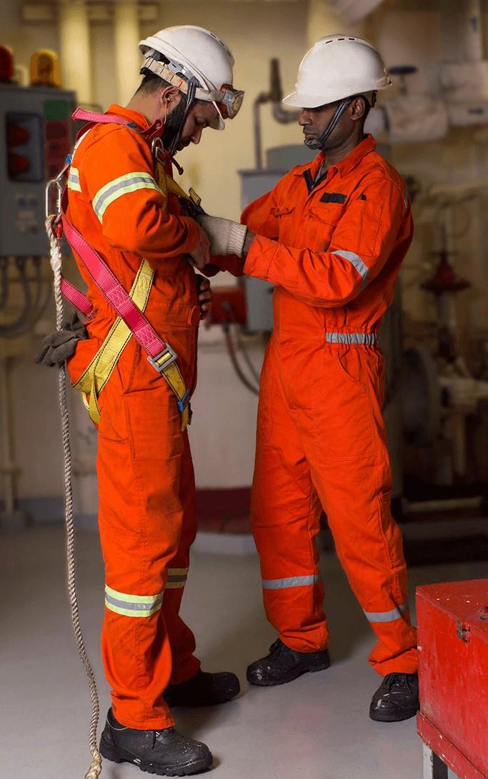 Ceyline Shipping Sri Lankan Seafarers